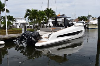 23_2020 38ft Astondoa 377 Coupe Outboard