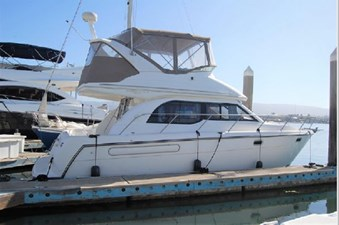 2001 Bayliner 3488 Command Bridge Motoryacht 266868