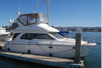 2001 Bayliner 3488 Command Bridge Motoryacht 1 2