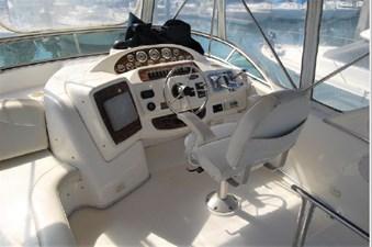 2001 Bayliner 3488 Command Bridge Motoryacht 25 26