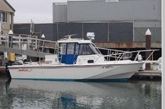 1991 Boston Whaler 27 Offshore 266869