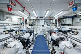 La Sirena_Engine Room3