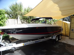 22' Chris Craft 2007