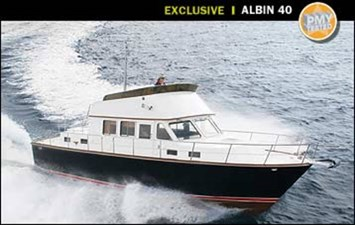 40 Albin North Sea Cutter (Power, Motoryacht Test Image)
