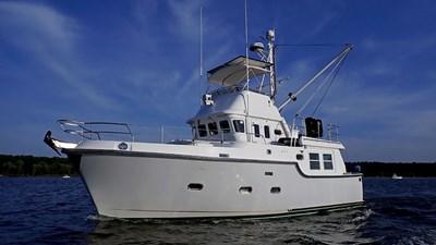 Nordhavn 40 Sea Trek JMYS Trawler Listing - 3