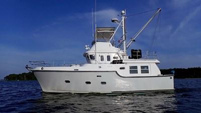 Nordhavn 40 Sea Trek JMYS Trawler Listing - 4