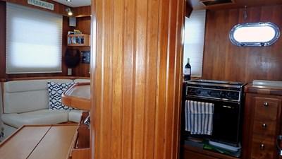 Nordhavn 40 Sea Trek JMYS Trawler Listing - 21