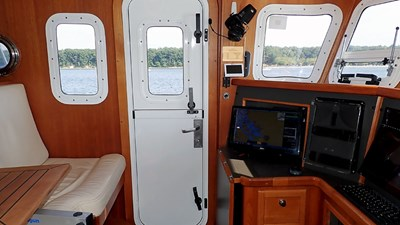 Nordhavn 40 Sea Trek JMYS Trawler Listing - 45