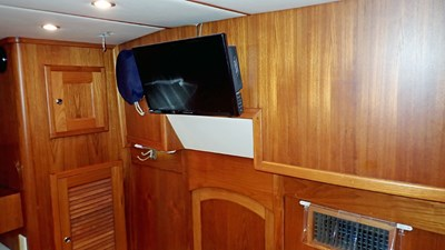 Nordhavn 40 Sea Trek JMYS Trawler Listing - 85