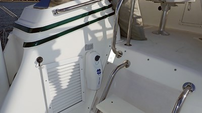 Nordhavn 40 Sea Trek JMYS Trawler Listing - 118k