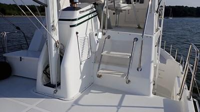 Nordhavn 40 Sea Trek JMYS Trawler Listing - 119a