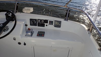 Nordhavn 40 Sea Trek JMYS Trawler Listing - 124