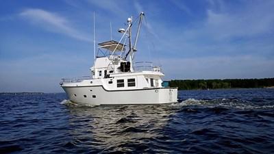 Nordhavn 40 Sea Trek JMYS Trawler Listing - 270