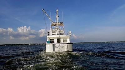 Nordhavn 40 Sea Trek JMYS Trawler Listing - 271
