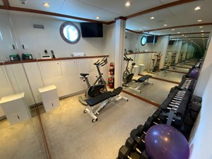 Exercise and Massage Room