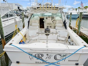 6_2002 35ft Boston Whaler 350 Defiance R&C
