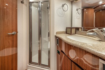Starboard Stateroom Head and Shower