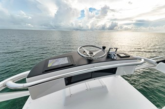 Tower Helm with Garmin 8612 12 inch Display