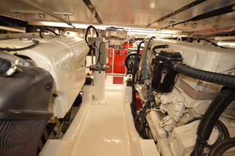 Engine Room Forward