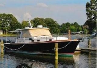 Eviana 1 Eviana 2001 GRAND BANKS Eastbay Hardtop Express Trawler Yacht Yacht MLS #266990 1
