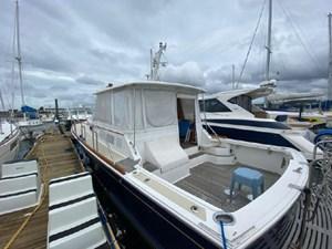 Eviana 3 Eviana 2001 GRAND BANKS Eastbay Hardtop Express Trawler Yacht Yacht MLS #266990 3
