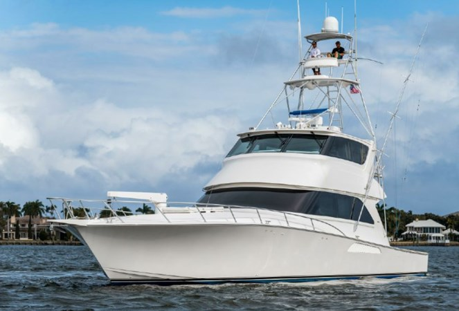 Gina Lea yacht for sale