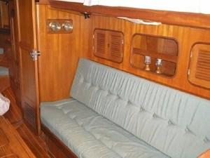 Lunatic II 2 Lunatic II 1985 MASON 33 Cruising Sailboat Yacht MLS #267018 2