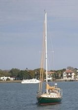 Lunatic II 4 Lunatic II 1985 MASON 33 Cruising Sailboat Yacht MLS #267018 4