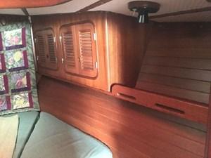 Lunatic II 7 Lunatic II 1985 MASON 33 Cruising Sailboat Yacht MLS #267018 7