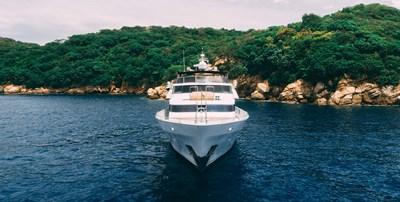 MARAZUL 5 MARAZUL 1986 POOLE CHAFFEE Raised Pilothouse  Motor Yacht Yacht MLS #267035 5