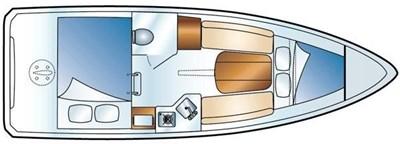 Kata Amiga 3 Kata Amiga 2012 HUNTER Edge 27 Motorsailor Yacht MLS #267038 3
