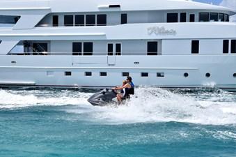 RHINO 4 RHINO 1998 ADMIRAL MARINE WORKS  Motor Yacht Yacht MLS #267041 4