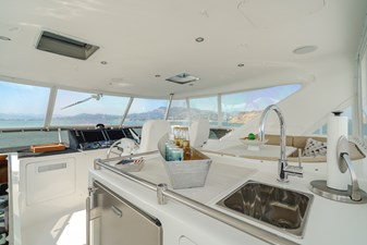 Pilothouse Wet Bar