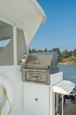 Barbeque on Boat Deck
