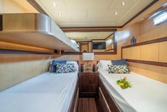 FIVE STARS 18 Twin cabin