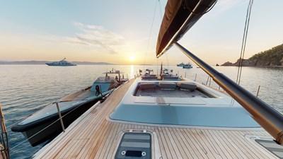 DARK SHADOW 5 DARK SHADOW 2002 WALLY YACHTS  Cruising/Racing Sailboat Yacht MLS #267149 5