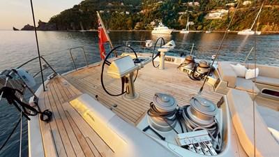 DARK SHADOW 4 DARK SHADOW 2002 WALLY YACHTS  Cruising/Racing Sailboat Yacht MLS #267149 4