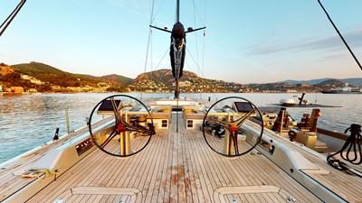 DARK SHADOW 2 DARK SHADOW 2002 WALLY YACHTS  Cruising/Racing Sailboat Yacht MLS #267149 2