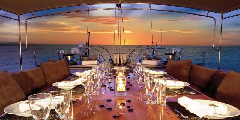 ASAHI Aluminium Trehard Sailing Yacht 002