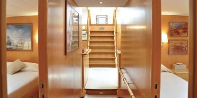ASAHI 5 ASAHI Aluminium Trehard Sailing Yacht 006