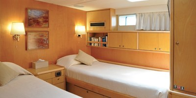 ASAHI 8 ASAHI Aluminium Trehard Sailing Yacht 009