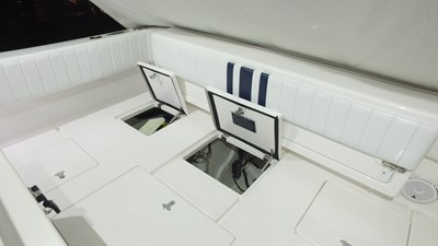 Aft Cockpit Storage