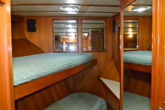 11 Forward stateroom