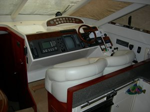 1997 Fairline Sedan Bridge 14 15