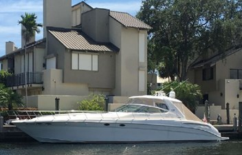 2003 Sea Ray 550 Sundancer 267173
