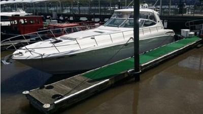 2003 Sea Ray 550 Sundancer 83 84