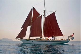 DALLINGHOO 20 Dallinghoo Under Sail