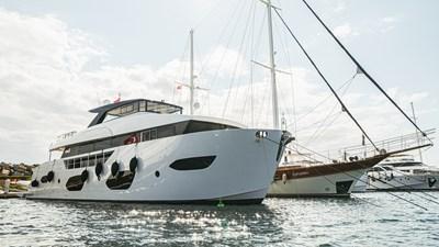 BORA Boat ONYX 87