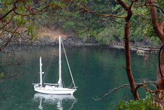 LaVerne 3 LaVerne on Jones Island