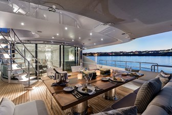 27 - Main Deck Outside - Night Dressed